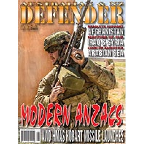 A&NZD 105 Digital Issue